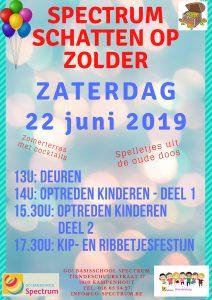 Schoolfeest in SPECTRUM Kampenhout @ GO! basisschool Spectrum Kampenhout | Kampenhout | Vlaanderen | België